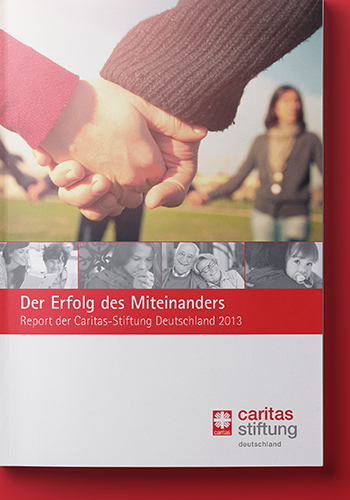 CARITAS FOUNDATION  _  ANNUAL REPORT