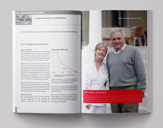 CARITAS FOUNDATION  _  ANNUAL REPORT
