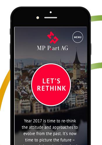 MP PART AG  _  WEBSITE